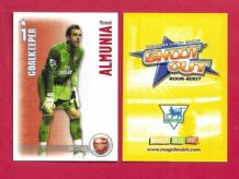 Arsenal Manuel Almunia (SO07)